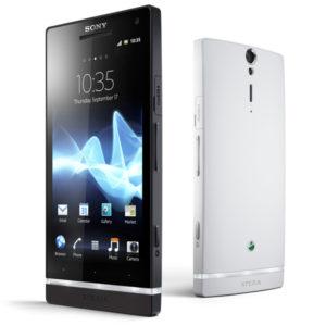 Мобильный телефон Sony Xperia S