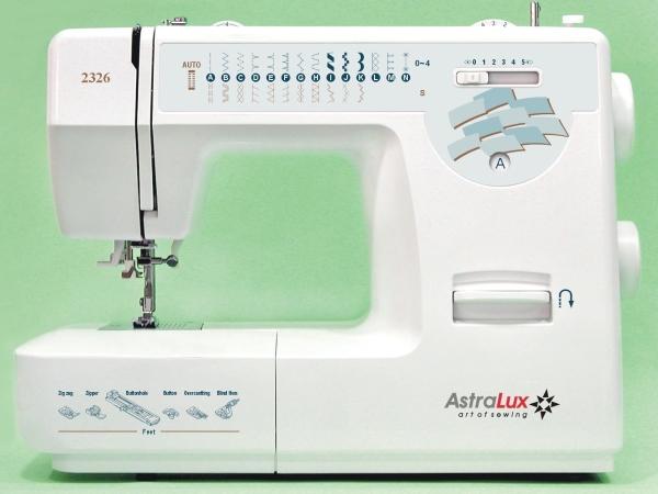Швейная машина, оверлок AstraLux 2326