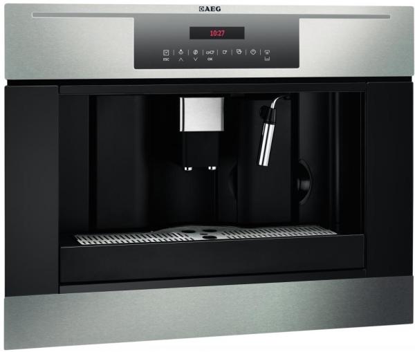 Встраиваемая кофеварка AEG PE4512 M