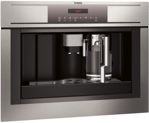 Встраиваемая кофеварка AEG PE4521 M