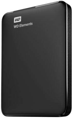 "Жесткий диск WD Elements Portable 3.0 2.5"" [WDBUZG0010BBK]"