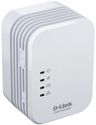 Powerline адаптер D-Link DHP-W310AV