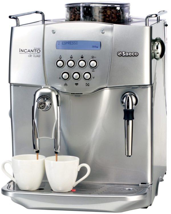 Кофеварка Philips Saeco Incanto De Luxe RI 9724