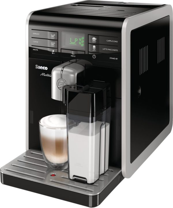 Кофеварка Philips Saeco Moltio One Touch Capuccino HD 8769