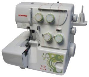 Швейная машина, оверлок Janome T 72