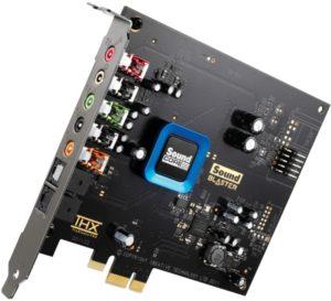 Звуковая карта Creative Sound Blaster Recon3D PCIe