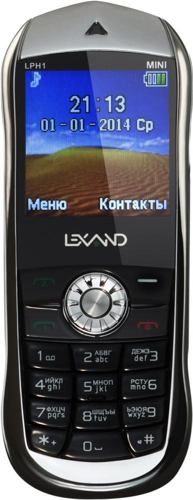 Мобильный телефон Lexand Mini LPH1