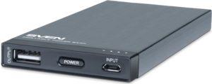Powerbank аккумулятор Sven MP-4017
