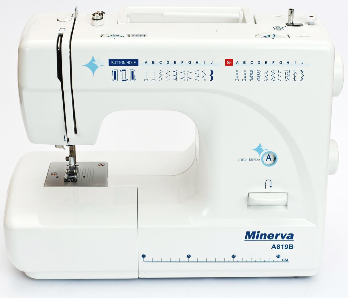Швейная машина, оверлок Minerva A819B