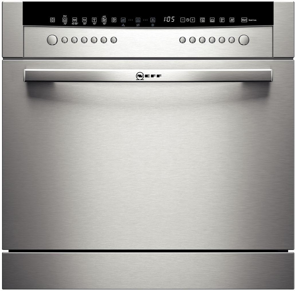 Встраиваемая посудомоечная машина Neff S 66M64 N3