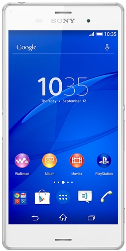 Мобильный телефон Sony Xperia Z3