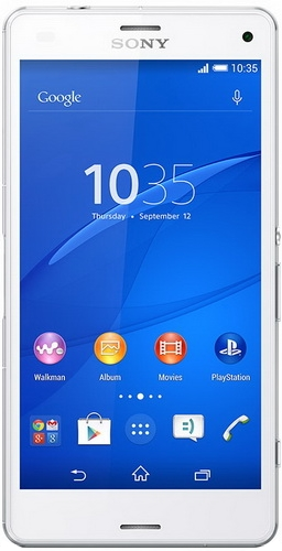 Мобильный телефон Sony Xperia Z3 Compact