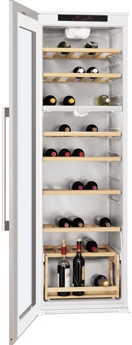 Встраиваемый винный шкаф AEG SWD 81800 L1