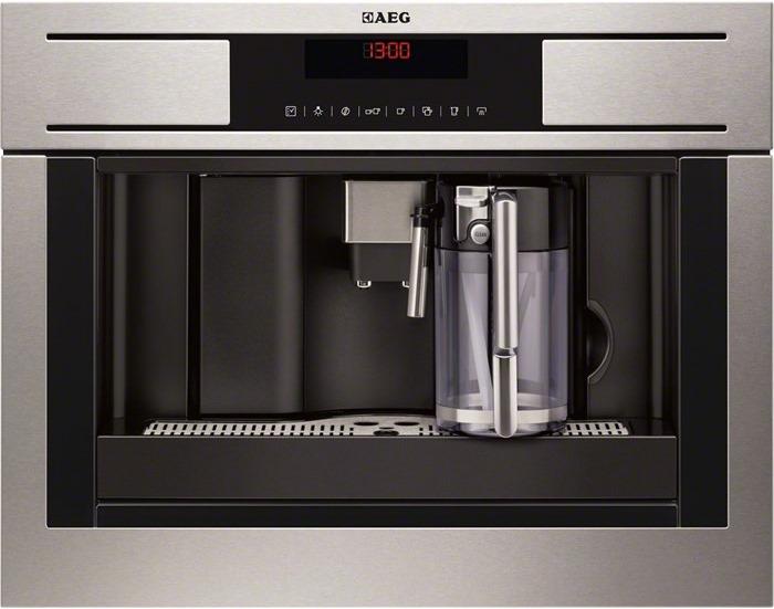 Встраиваемая кофеварка AEG PE4551 M