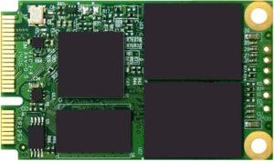 SSD накопитель Transcend MSA370 mSATA [TS128GMSA370]
