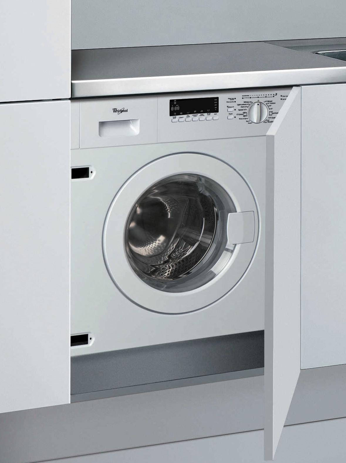 Встраиваемая стиральная машина Whirlpool AWOC 7714