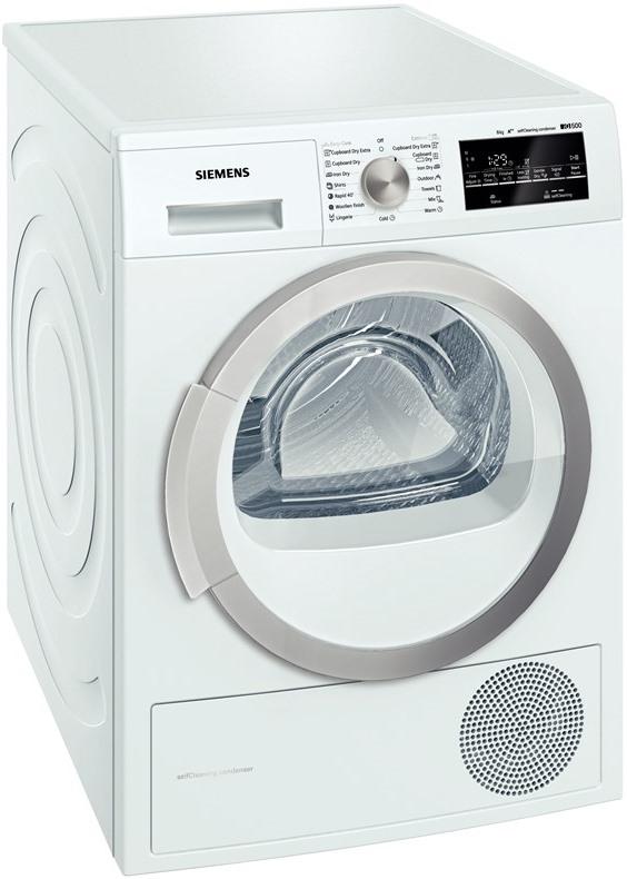 Сушильная машина Siemens WT 45W460