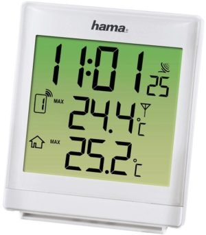 Термометр / барометр Hama EWS-870