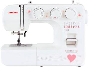 Швейная машина, оверлок Janome EQ 18A