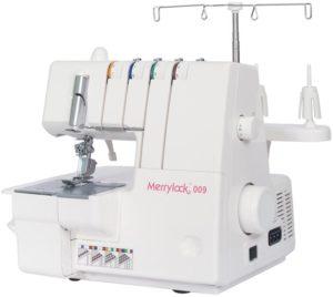 Швейная машина, оверлок MerryLock 009