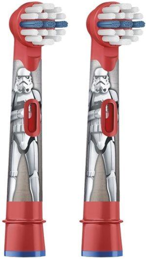 Насадки для зубных щеток Braun Oral-B EB 10