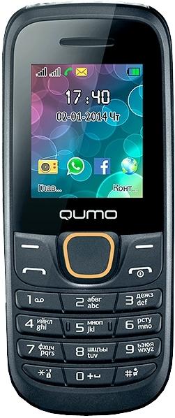 Мобильный телефон Qumo Push 184 Dual