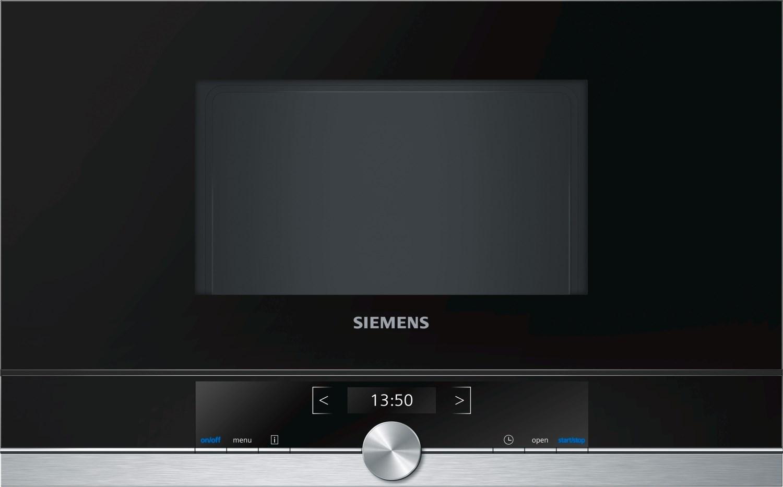 Встраиваемая микроволновая печь Siemens BF 634LGS1