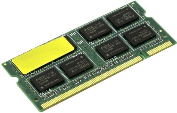 Оперативная память Foxline DDR2 SO-DIMM [FL800D2S5-1G]