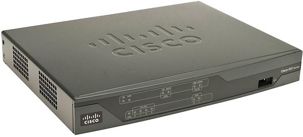 Маршрутизатор Cisco 887VA