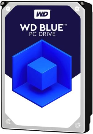 Жесткий диск WD Blue [WD50EZRZ]