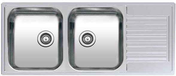 Кухонная мойка Reginox Centurio L30