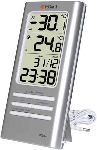Термометр / барометр RST 02307