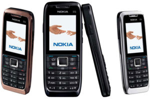 Мобильный телефон Nokia E51 Old