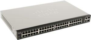 Коммутатор Cisco SF200-48