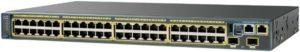 Коммутатор Cisco 2960S-48TD-L