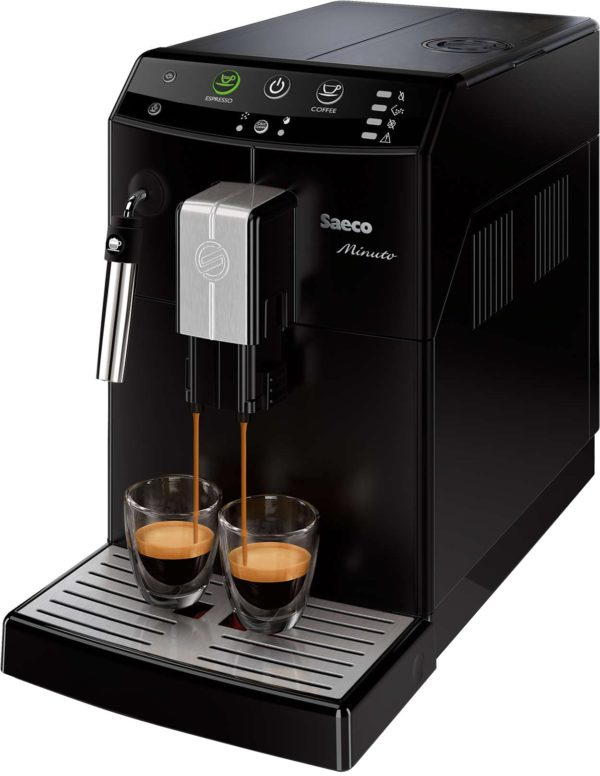Кофеварка Philips Saeco Minuto Essence HD 8664