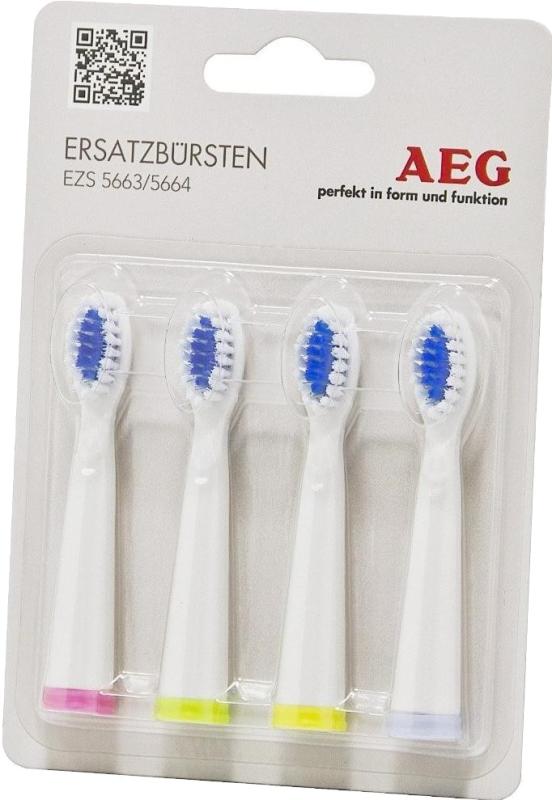 Насадки для зубных щеток AEG EZS 5663/5664