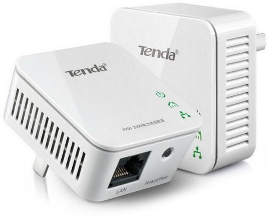 Powerline адаптер Tenda P200 Kit