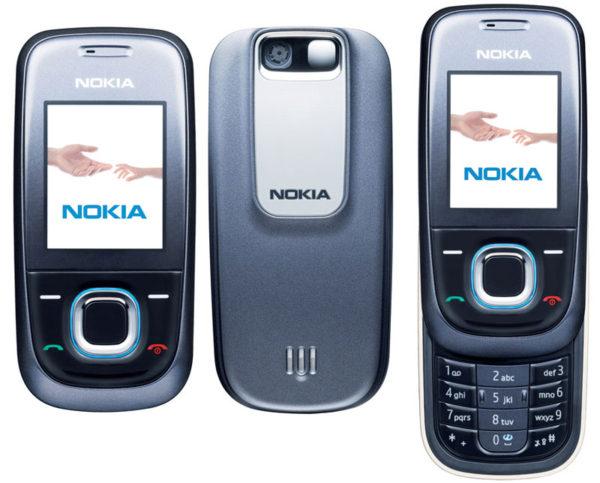 Мобильный телефон Nokia 2680 slide