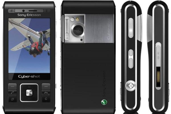 Мобильный телефон Sony Ericsson C905i