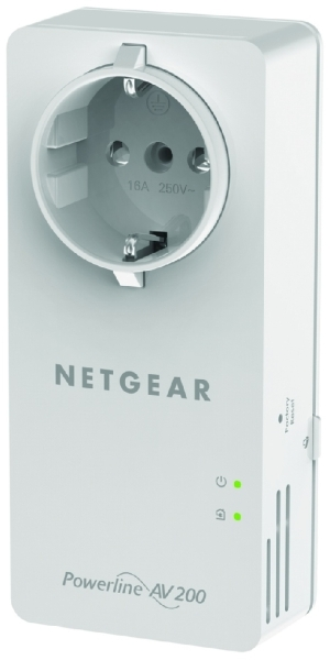 Powerline адаптер NETGEAR XAU2511