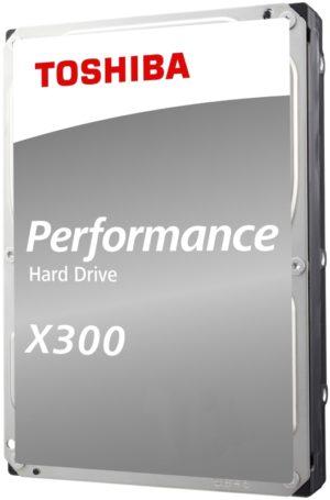 Жесткий диск Toshiba X300 [HDWE140EZSTA]