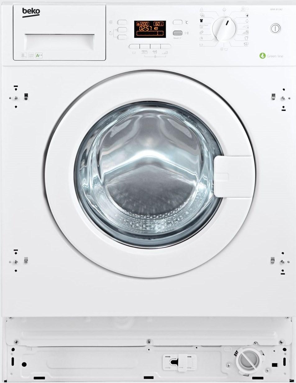 Встраиваемая стиральная машина Beko WMI 81241