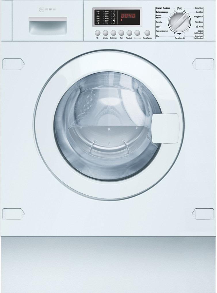 Встраиваемая стиральная машина Neff V6540X1