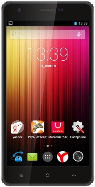 Мобильный телефон Texet X-shine TM-5007