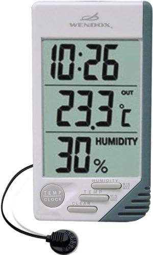 Термометр / барометр Wendox W241A