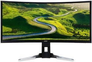Монитор Acer XZ350CUbmijphz