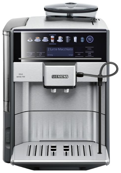 Кофеварка Siemens TE 607203