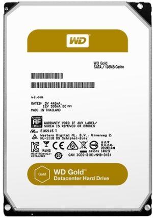 Жесткий диск WD Gold [WD6002FRYZ]