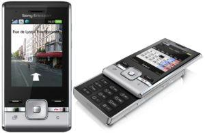 Мобильный телефон Sony Ericsson T715i